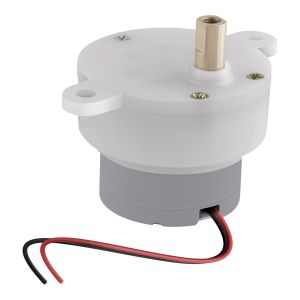 "Motor reductor con eje tipo ""I"", 12 V"